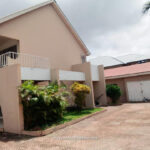 3 bedroom house with 2 bedroom outhouse for rent at Dzorwulu in Accra Ghana