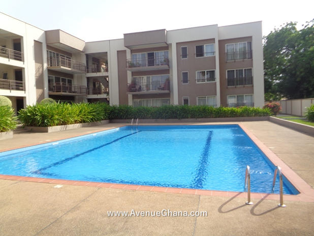 For rent – 3 bedroom fully furnished apartment to let Cantonments near The US Embassy in Accra Ghana
