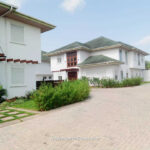 4 bedroom townhouse with outhouse for rent near French School at East Legon in Accra Ghana