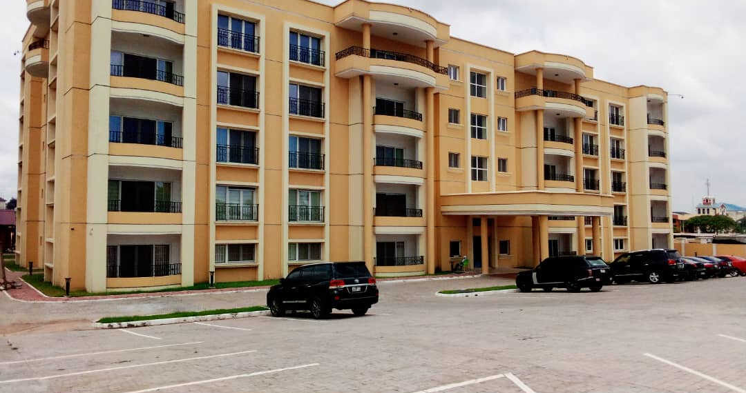 Executive 3 bedroom apartment to let near Accra Mall