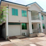 5 bedroom house with 2 bed outhouse for rent at Abelemkpe in Accra Ghana