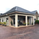 3 bedroom house with large garden for sale at Old Ashongman in Accra Ghana