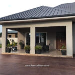 3 bedroom house with large garden for sale at Old Ashongman in Accra Ghana 2