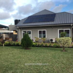 3 bedroom house with large garden for sale at Old Ashongman in Accra Ghana 4