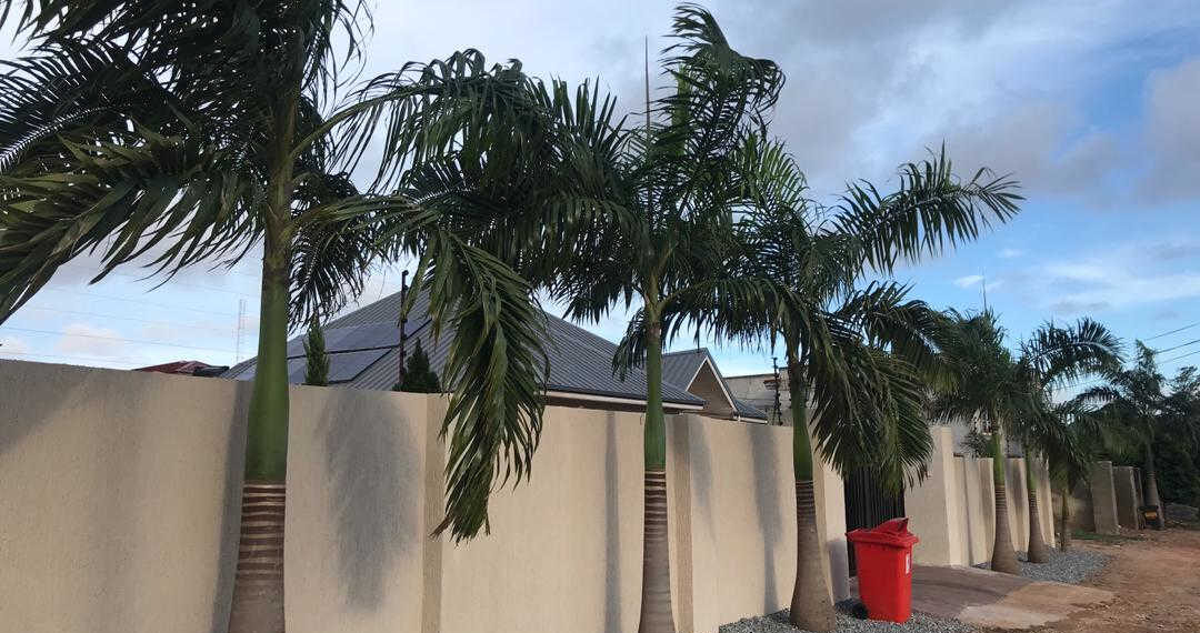 3 bedroom house with large garden for sale at Old Ashongman in Accra Ghana 6