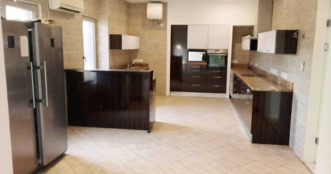 4 bedroom townhouse for rent at Cantonments near American Embassy in Accra Ghana 5