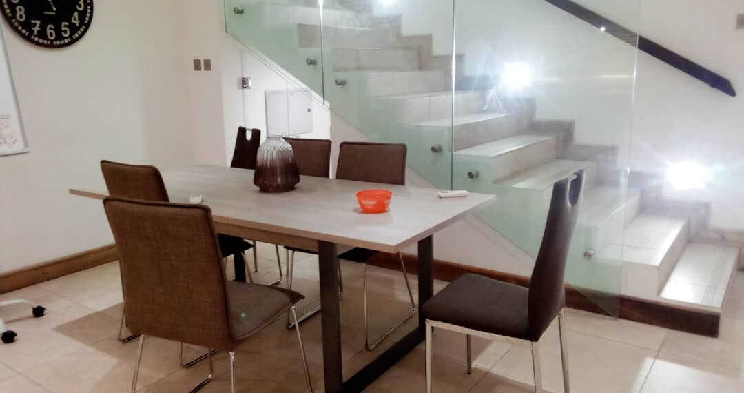 13 Executive 4 bedroom furnished townhouse for rent at North Ridge in Accra