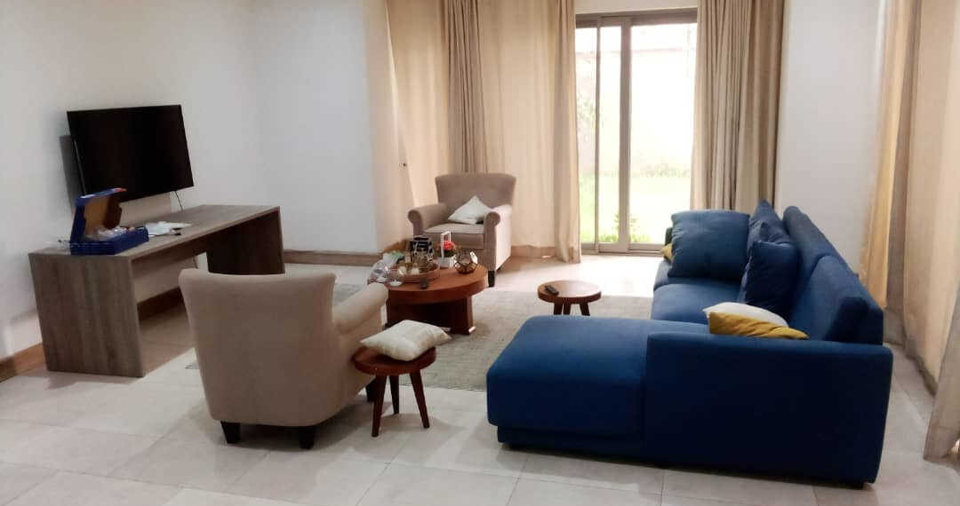 Executive 4 bedroom furnished townhouse for rent at North Ridge in Accra