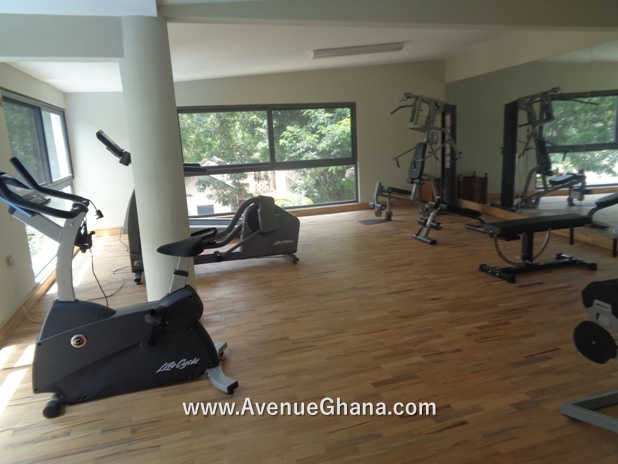 3 Executive 4 bedroom furnished townhouse for rent at North Ridge in Accra