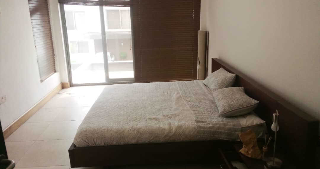 9 Executive 4 bedroom furnished townhouse for rent at North Ridge in Accra