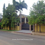 5 bedroom house with swimming pool for rent in Airport Residential Accra Ghana