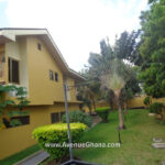 5 bedroom house with swimming pool for rent in Airport Residential Accra Ghana 4