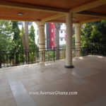 5 bedroom house with swimming pool for rent in Airport Residential Accra Ghana 7