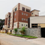 2 bedroom apartment for rent at Osu near Labone Junction in Accra Ghana