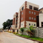 2 bedroom apartment for rent at Osu near Labone Junction in Accra 2