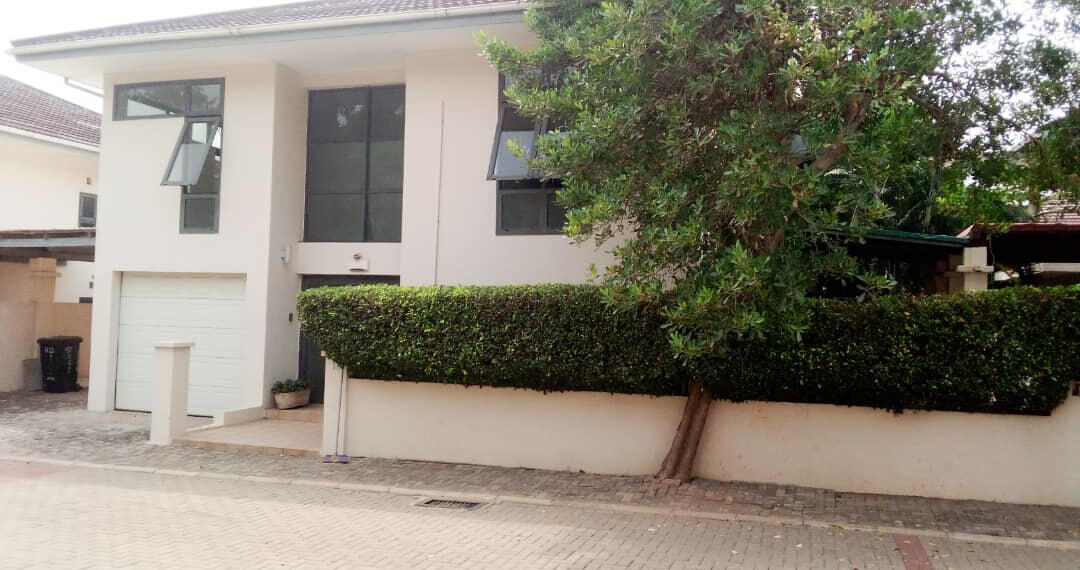 3 bedroom townhouse for rent in Cantonments near Ghana International School – GIS, Accra 2