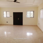 For rent in Accra 4 bedroom house with swimming pool and 2 BQ at North Ridge near GIJ 9