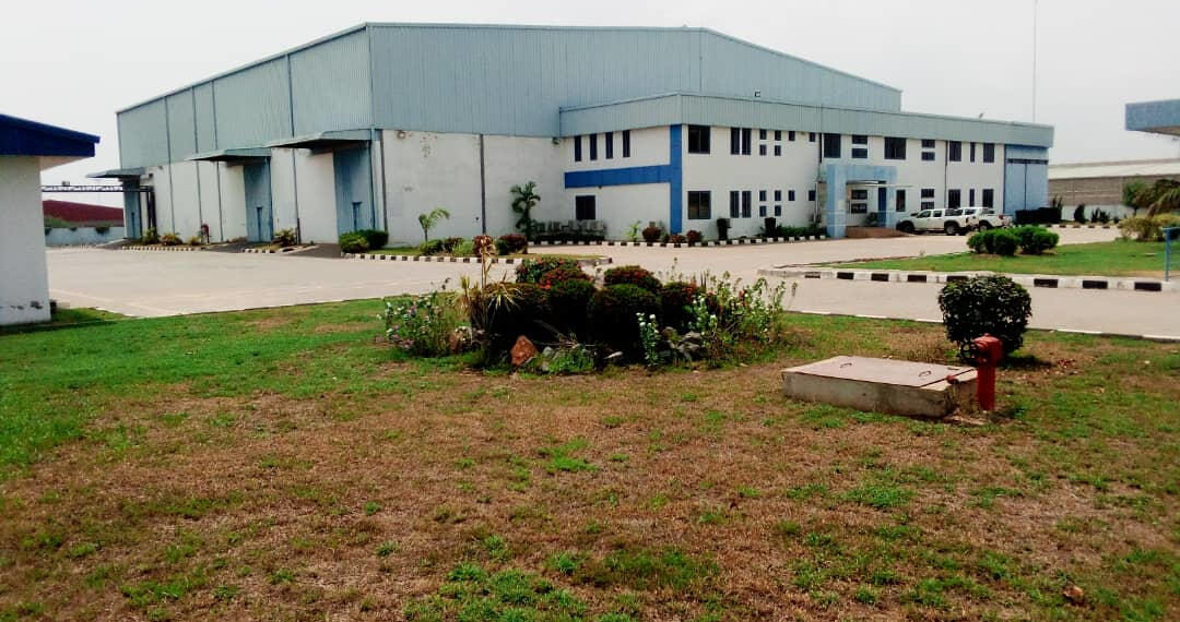 Warehouse for sale at Tema in Ghana