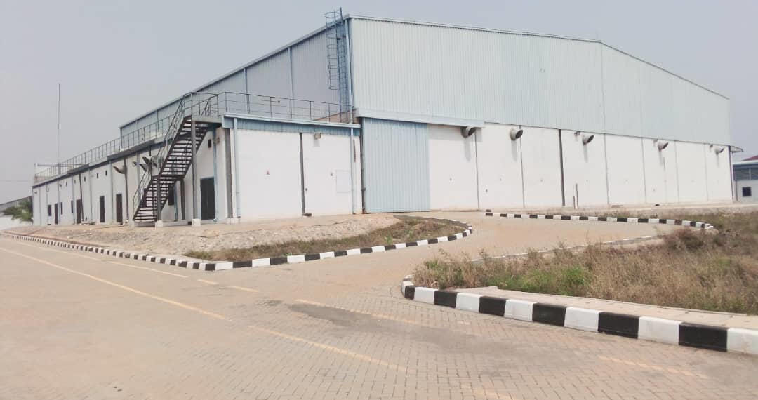Warehouse for sale at Tema in Ghana 11