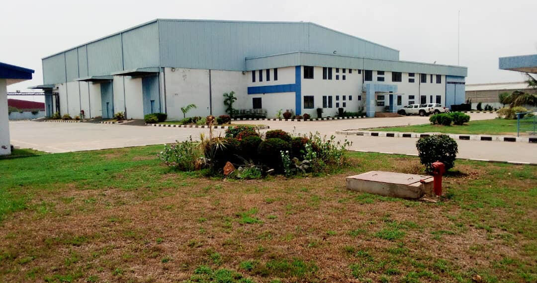 Warehouse for sale at Tema in Ghana 4