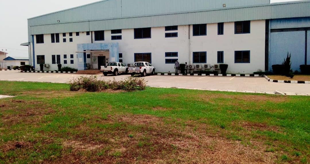 Warehouse for sale at Tema in Ghana 6