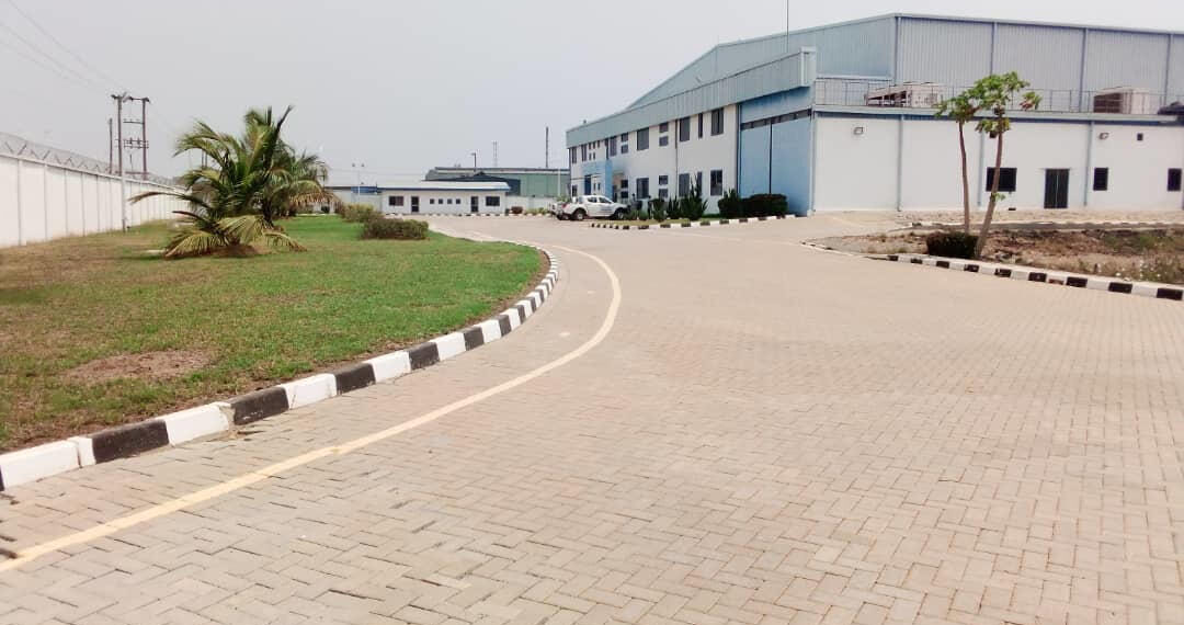 Warehouse for sale at Tema in Ghana 7