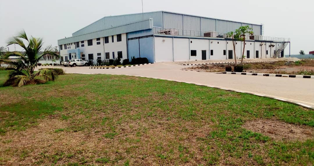 Warehouse for sale at Tema in Ghana 8
