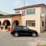 4 bedroom house with large compound for sale at East Legon near Local Government, Accra