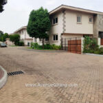3 bedroom townhouse with swimming pool to let at Ridge near GIJ in Accra