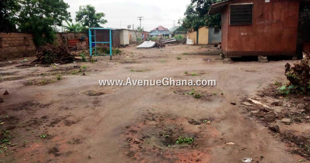 5 acre roadside land for sale at Ogbojo in Accra