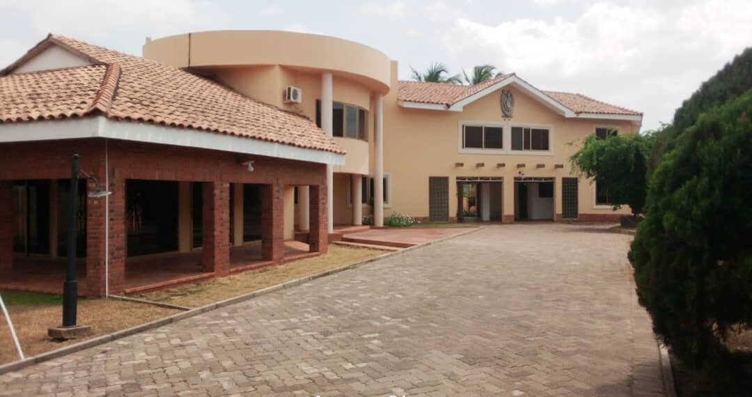 5 bedroom swimming pool house for rent at West Legon in Accra Ghana, Westland