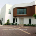 4 bedroom house with outhouse to let at East Legon Ambassadorial Enclave, Accra Ghana