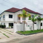 Fully furnished 3 bedroom townhouse behind the Labone Ecobank to let