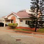 Fully furnished 3 bedroom townhouse for rent in East Legon near American International School, Accra Ghana