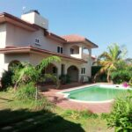 4 bedroom house with swimming pool for rent in Regimanuel Estate, Spintex Road near East Airport