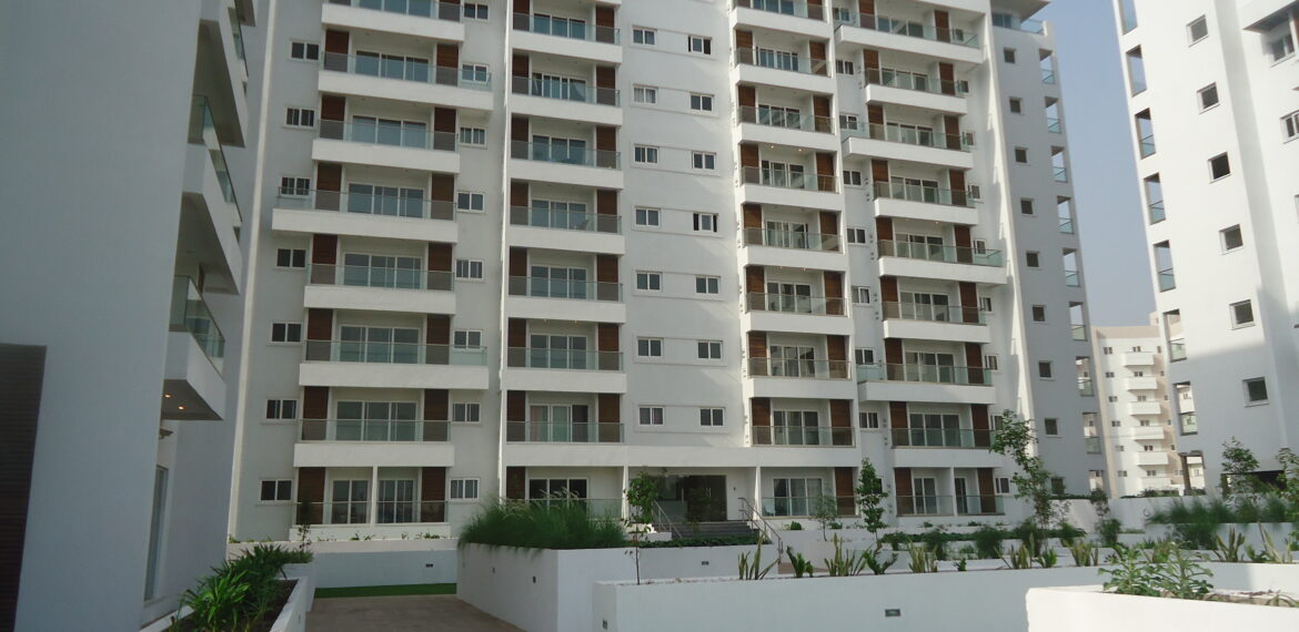 Fully furnished 2 bedroom apartment for sale at Shiashie Tetteh Quarshie near East Legon in Accra Ghana