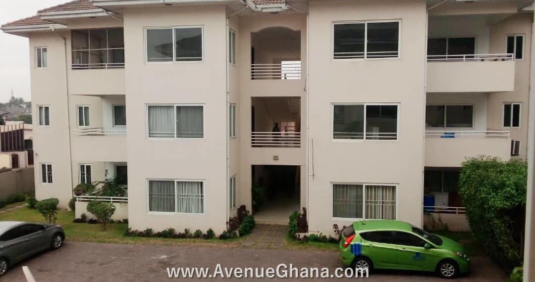 3 bedroom apartment to let near the French School in East Legon, Accra Ghana