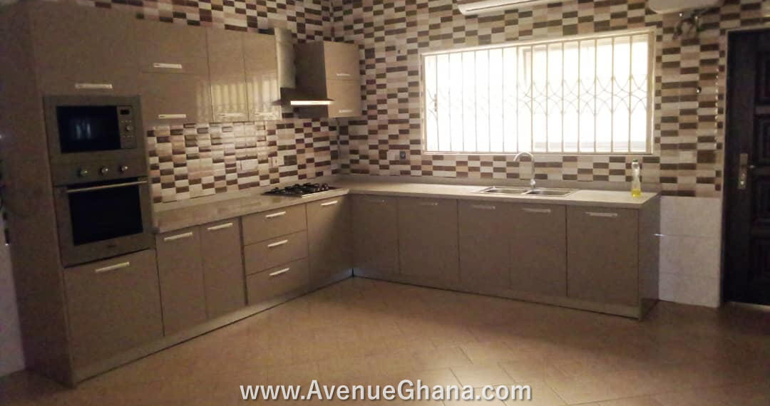 Executive 3 bedroom apartment for rent at East Legon near the French School, Accra