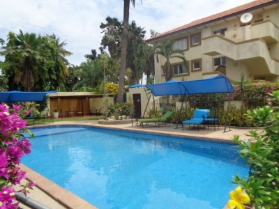 Furnished 2 bedroom apartments for rent at Airport Residential Area in Accra Ghana